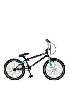 zombie-zombie-infest-boys-bmx-with-giro-and-1-set-of-pegs-12-inch-frame