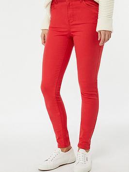 monsoon-iris-regular-length-skinny-jeans-red