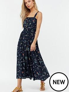 monsoon-neka-star-print-midi-dress