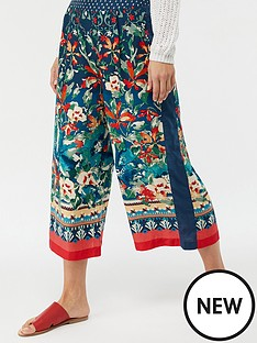 monsoon-martina-printed-crop-trousers-orange