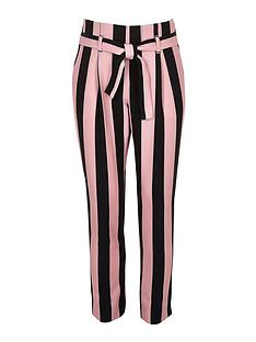 river-island-girls-stripe-trousers-pink