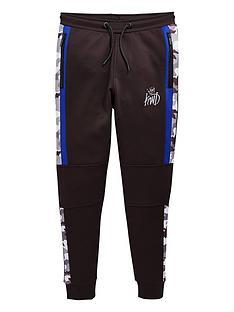 kings-will-dream-boys-mert-blue-camo-jog-pants-black