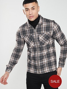 river-island-long-sleeve-check-overshirt