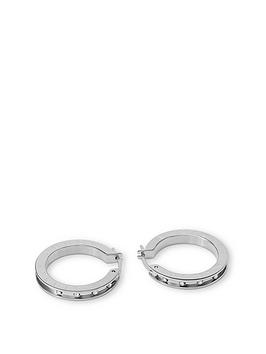 tommy-hilfiger-tommy-hilfiger-silver-crystal-set-ladies-hoop-earrings