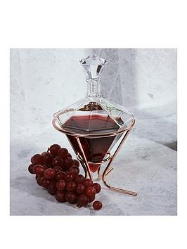 diamond-decanter-and-holder