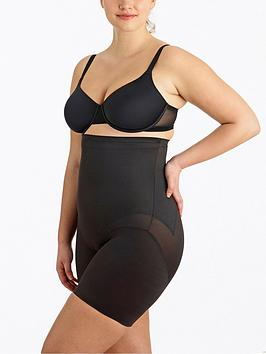 miraclesuit-plus-size-high-waist-thigh-slimmer-black