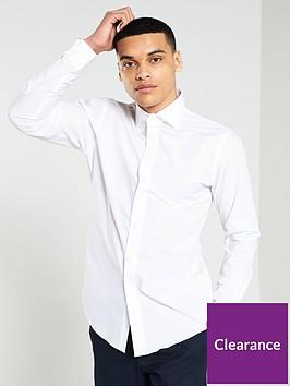 lauren-by-ralph-lauren-long-sleeved-spread-collar-fitted-shirt-white