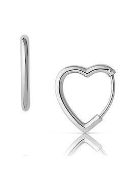 links-of-london-links-of-london-endless-hearts-sterling-silver-hoop-earrings