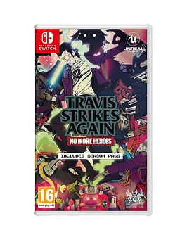 Nintendo Switch Nintendo Switch Travis Strikes Again: No More Heroes -  ... Picture