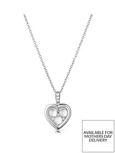 links-of-london-links-of-london-sterling-silver-moonstone-heart-pendant-necklace
