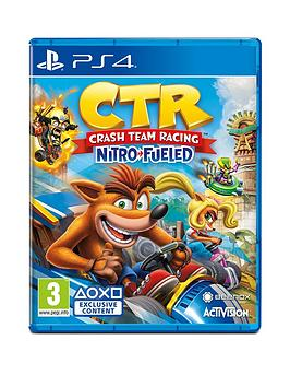 Playstation 4 Playstation 4 Crash&Trade; Team Racing: Nitro-Fueled Picture