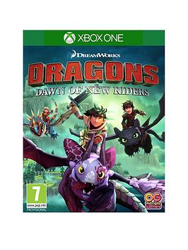 Xbox One Xbox One Dreamworks Dragons: Dawn Of New Riders Picture