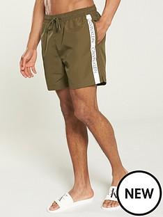 calvin-klein-logo-tape-swimming-shorts-khaki