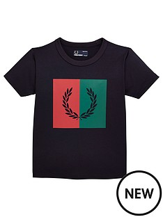 fred-perry-fred-perry-boys-laurel-wreath-short-sleeve-t-shirt