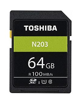 toshiba-64gb-memory-sd-card-100mbs