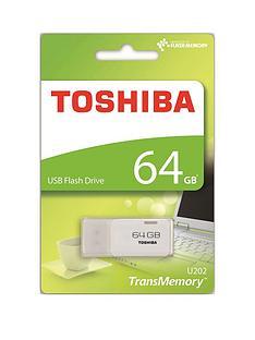 toshiba-64gb-usbnbsp20-flash-drive-white