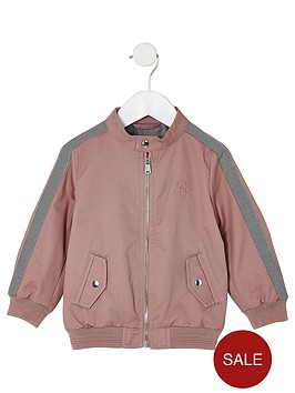 river-island-mini-mini-boys-pink-ri-bomber-jacket