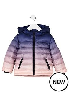 river-island-mini-mini-boys-navy-ombre-padded-jacket