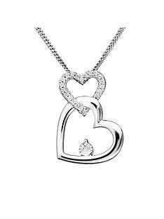 love-diamond-diamond-set-interlocking-hearts-pendant-necklace