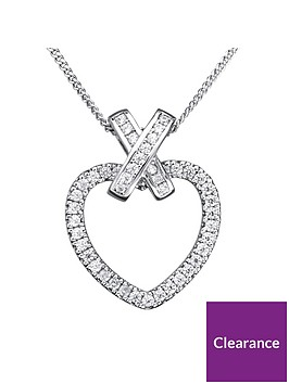 the-love-silver-collection-sterling-silver-cubic-zirconia-heart-kiss-pendant-necklace