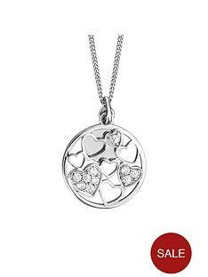 the-love-silver-collection-sterling-silver-cubic-zirconia-round-heart-disc-pendant-necklace
