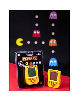 Pacman Pacman Retro Game Keyring Picture