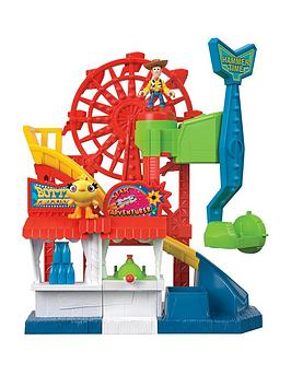 Imaginext Imaginext Toy Story 4 Carnival Playset Picture