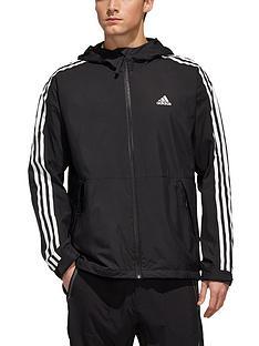 adidas-3-stripe-windbreaker-blacknbsp