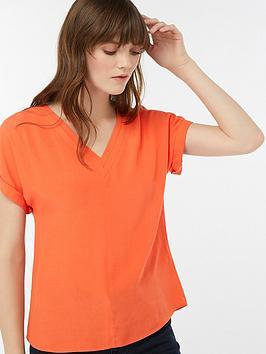 monsoon-shona-blouse-orange