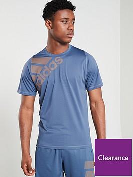 adidas-logo-training-t-shirt
