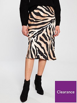 river-island-river-island-satin-midi-skirt-tiger-print