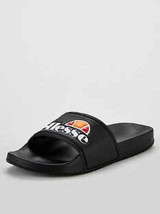 ellesse-filippo-sliders-black