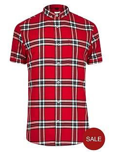 river-island-big-tall-long-sleeve-check-shirt