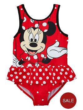 minnie-mouse-girls-frill-swimming-costume-red