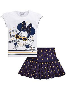 minnie-mouse-girls-2-piece-pretty-like-minnie-top-and-skirt-set-navywhite