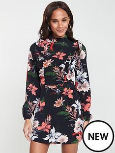ax-paris-printed-floral-frill-dress