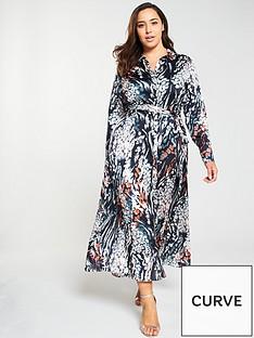 monsoon-curve-larna-leopard-print-dress-multi