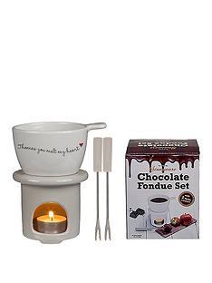personalised-valentines-chocolate-fondue-set