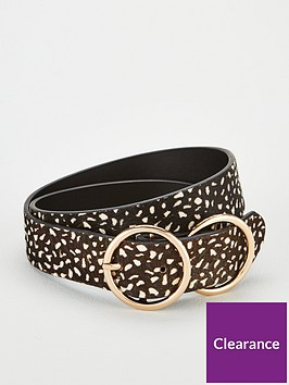 v-by-very-orla-double-circle-detail-leather-belt-white-black