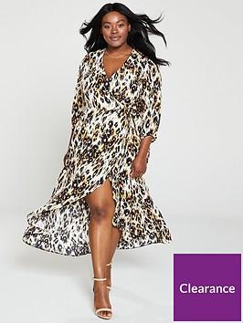v-by-very-curve-animal-print-wrap-midi-dress-leopard