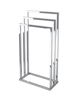 lloyd-pascal-3-rail-towel-stand-with-rectangular-bas