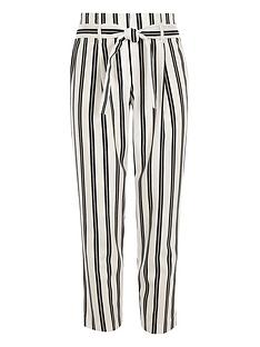 river-island-girls-stripe-tie-waist-tapered-trousers-white