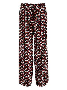 river-island-girls-heart-print-wide-leg-trousers-navy