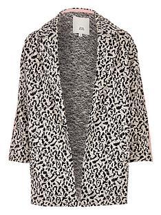 river-island-girls-leopard-ri-taped-jersey-jacket-grey