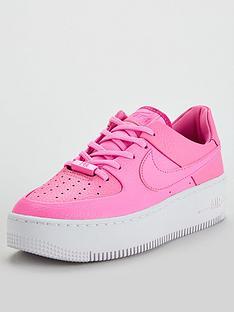 size 40 767a6 39062 Nike AF1 Sage Low - Pink White