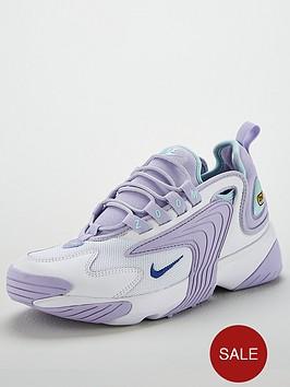 3712d5f0b Nike Zoom 2K - Lilac/White   littlewoods.com