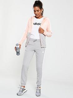 adidas-game-time-tracksuit-pinkgreynbsp