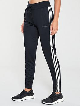 adidas-d2m-3-stripe-pant-black