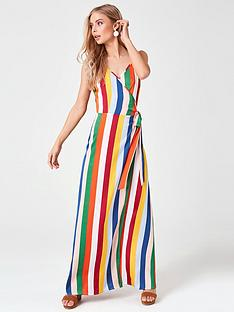 girls-on-film-nash-candy-stripenbspstrappy-maxi-dress-multi