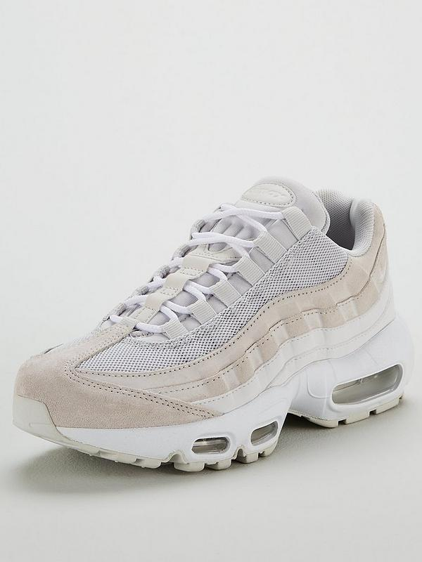 hot sale online 1f1de 166f6 Air Max 95 Premium - Grey/White